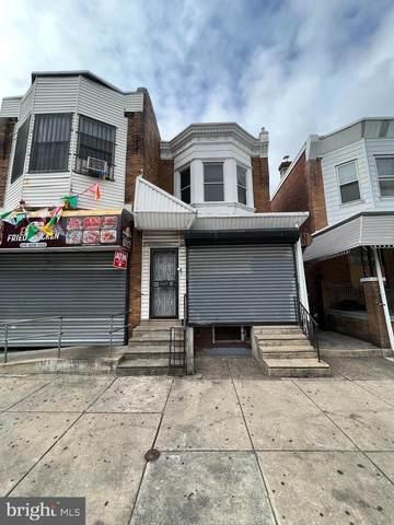 136 N 52ND Street, PHILADELPHIA, PA 19139 (MLS #PAPH2037276) :: Kiliszek Real Estate Experts