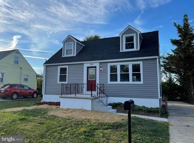 1114 Daniels Avenue, BALTIMORE, MD 21207 (#MDBC2013548) :: ExecuHome Realty