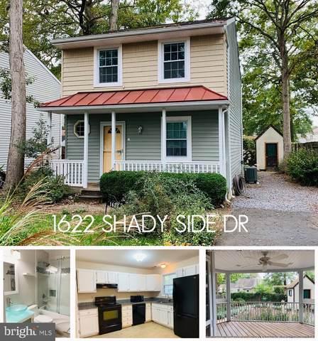 1622 Shady Side Drive, EDGEWATER, MD 21037 (#MDAA2012120) :: The Miller Team