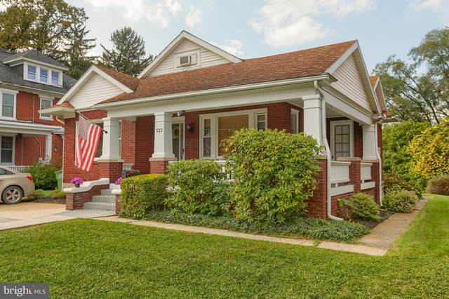 523 16TH Street, NEW CUMBERLAND, PA 17070 (#PACB2003934) :: Iron Valley Real Estate