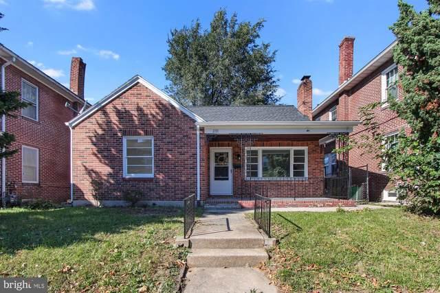 281 W Maple Street, YORK, PA 17401 (#PAYK2007538) :: The Craig Hartranft Team, Berkshire Hathaway Homesale Realty