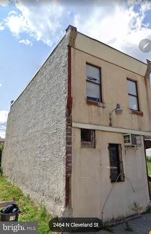 2466 N Cleveland Street, PHILADELPHIA, PA 19132 (#PAPH2037290) :: Tom Toole Sales Group at RE/MAX Main Line