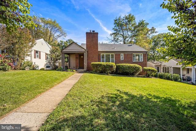 2612 Ross Road, CHEVY CHASE, MD 20815 (#MDMC2019542) :: AJ Team Realty