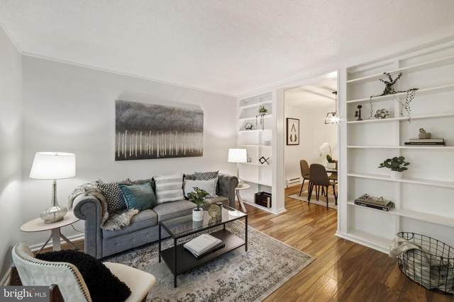 2-J Plateau Place, GREENBELT, MD 20770 (#MDPG2014782) :: Pearson Smith Realty