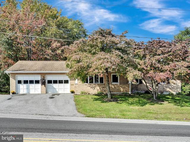 25 Walter Griffiths Avenue, POTTSVILLE, PA 17901 (#PASK2001784) :: The Mike Coleman Team