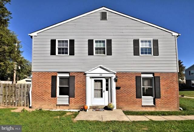 100 Washington Court, QUAKERTOWN, PA 18951 (#PABU2009762) :: Jason Freeby Group at Keller Williams Real Estate