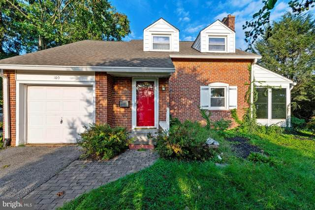 100 Crestwood Place, WILMINGTON, DE 19809 (#DENC2008674) :: The Team Sordelet Realty Group