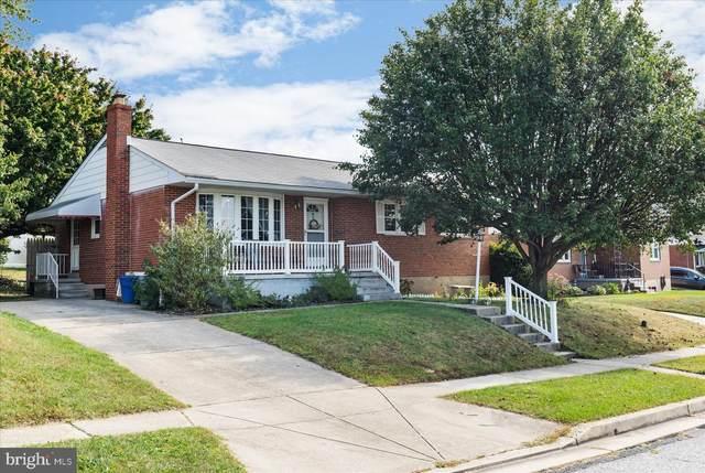 8813 Richmond Avenue, BALTIMORE, MD 21234 (#MDBC2013568) :: Crews Real Estate