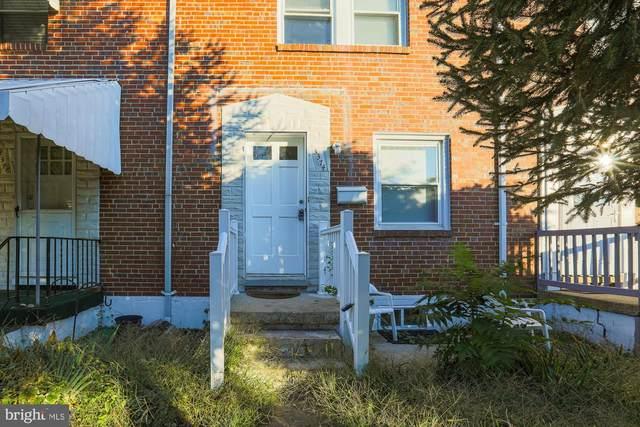 3374 Saint Benedict Street, BALTIMORE, MD 21229 (#MDBA2015324) :: The Miller Team