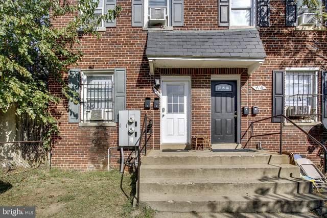 1716 H Street NE, WASHINGTON, DC 20002 (#DCDC2017286) :: Speicher Group of Long & Foster Real Estate