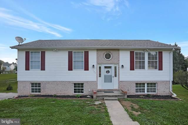 107 Wildflower Creek Drive, MARTINSBURG, WV 25404 (#WVBE2003266) :: Revol Real Estate