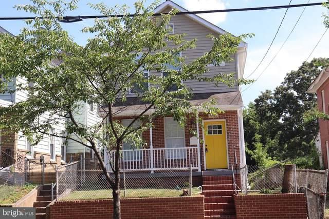 5911 Dix Street NE, WASHINGTON, DC 20019 (#DCDC2017290) :: The MD Home Team