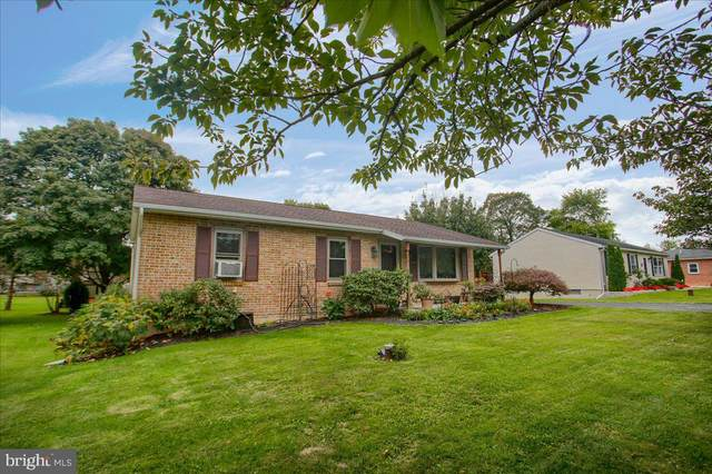 621 Woodland Avenue, MOUNT HOLLY SPRINGS, PA 17065 (#PACB2003944) :: The Team Sordelet Realty Group