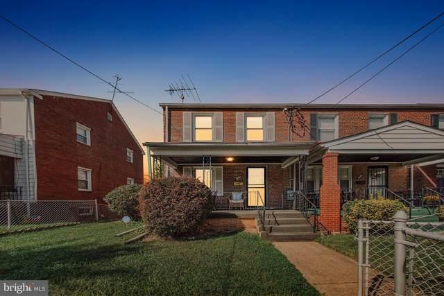 1915 21ST Place SE, WASHINGTON, DC 20020 (#DCDC2017306) :: Betsher and Associates Realtors