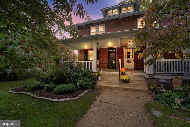 145 4TH Avenue, PHOENIXVILLE, PA 19460 (#PACT2009212) :: The Pierre Group