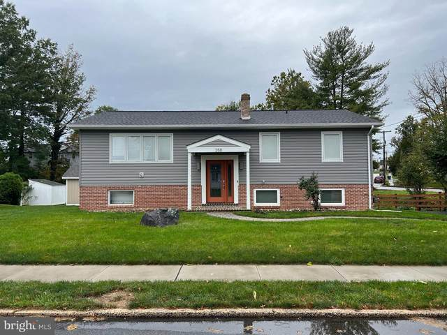258 N 4TH Street, GETTYSBURG, PA 17325 (#PAAD2001676) :: The Heather Neidlinger Team With Berkshire Hathaway HomeServices Homesale Realty
