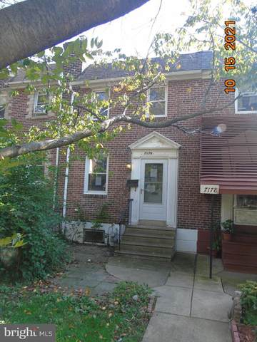 7176 Midway Avenue, UPPER DARBY, PA 19082 (#PADE2009174) :: The John Kriza Team