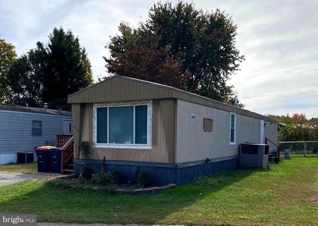 656 Village Drive #656, MIDDLETOWN, DE 19709 (#DENC2008694) :: McClain-Williamson Realty, LLC.