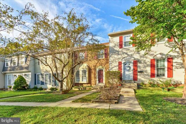 15833 Millbrook Lane #125, LAUREL, MD 20707 (#MDPG2014810) :: Revol Real Estate