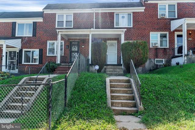 3007 Piedmont Avenue, BALTIMORE, MD 21216 (#MDBA2015364) :: The Team Sordelet Realty Group