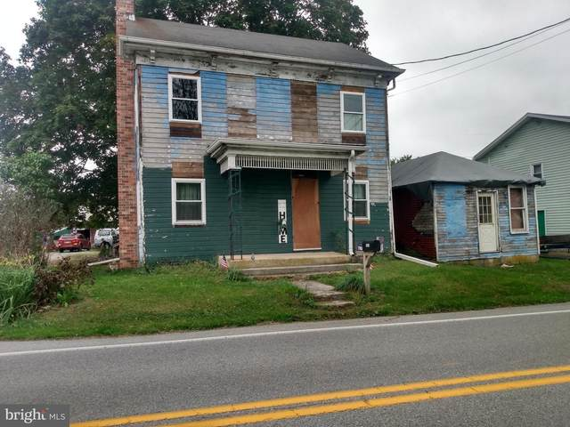 6019 Old Hanover Road, SPRING GROVE, PA 17362 (#PAYK2007552) :: CENTURY 21 Core Partners