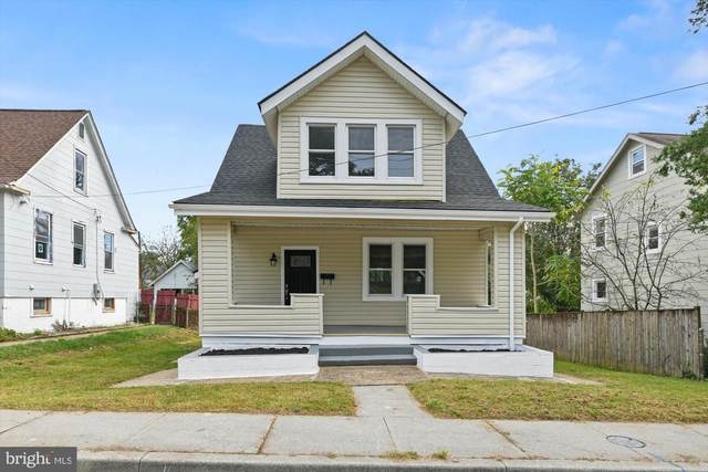 4709 Grindon Avenue, BALTIMORE, MD 21214 (#MDBA2015370) :: The Gus Anthony Team