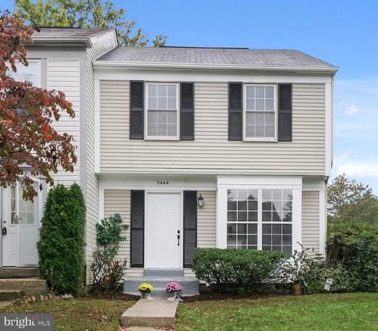 3444 Queensborough Drive, OLNEY, MD 20832 (#MDMC2019638) :: The Gus Anthony Team