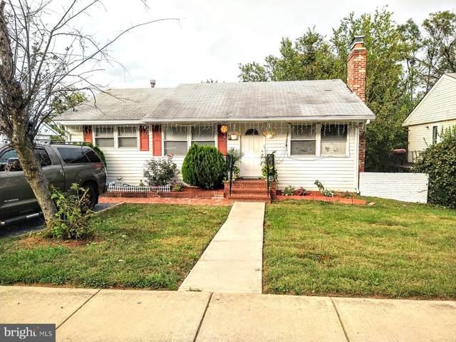 7908 Echols Avenue, GLENARDEN, MD 20706 (#MDPG2014830) :: Century 21 Dale Realty Co