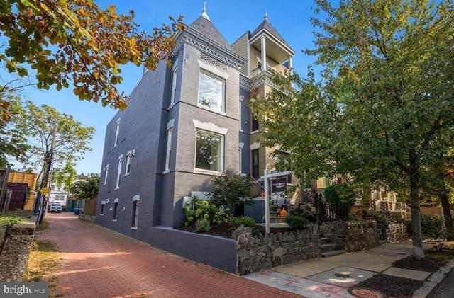 2121 Flagler Place NW, WASHINGTON, DC 20001 (#DCDC2017342) :: A Magnolia Home Team