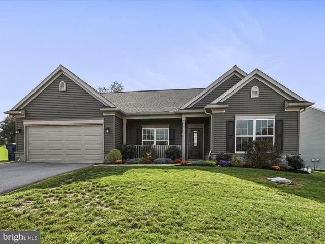 2030 Ranch Avenue, LEBANON, PA 17042 (#PALN2001994) :: McClain-Williamson Realty, LLC.