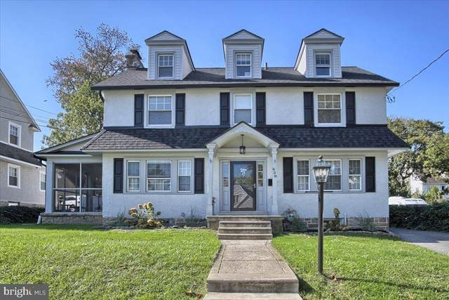 628 Foss Avenue, DREXEL HILL, PA 19026 (#PADE2009202) :: Tom Toole Sales Group at RE/MAX Main Line