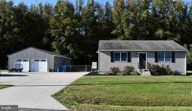 4365 W Mud Mill Rd, CAMDEN WYOMING, DE 19934 (#DEKT2003758) :: Linda Dale Real Estate Experts