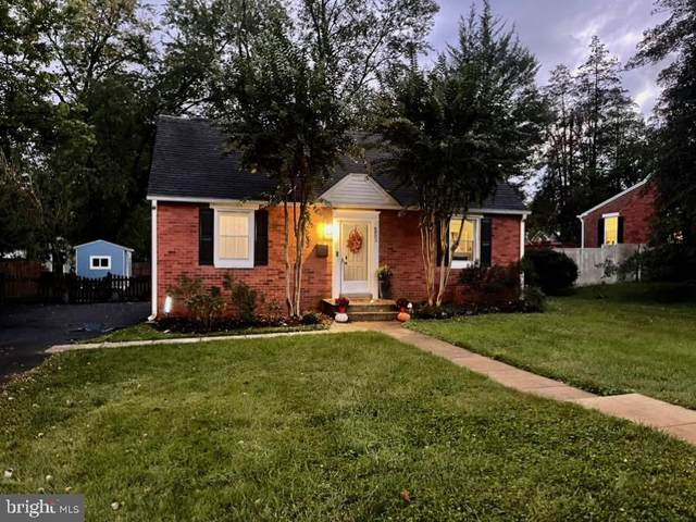 6803 Jackson Avenue, FALLS CHURCH, VA 22042 (#VAFX2026616) :: Arlington Realty, Inc.