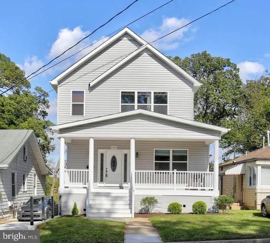 5410 Gallatin Street, HYATTSVILLE, MD 20781 (#MDPG2014850) :: Century 21 Dale Realty Co
