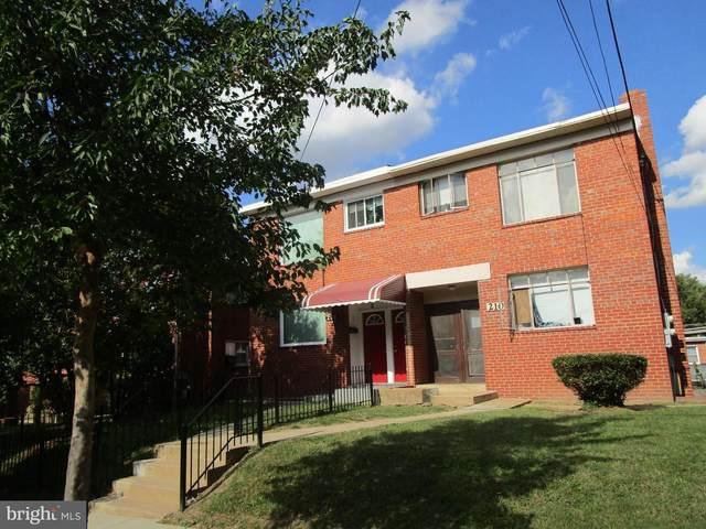 210 Webster Street NE, WASHINGTON, DC 20011 (#DCDC2017372) :: Sunrise Home Sales Team of Mackintosh Inc Realtors