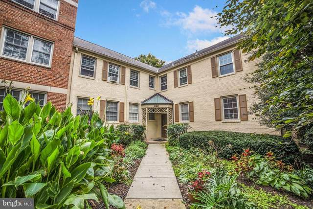2217 Washington Avenue W-103, SILVER SPRING, MD 20910 (#MDMC2019686) :: The Maryland Group of Long & Foster Real Estate