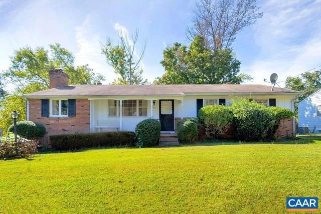 213 Brentwood Rd, CHARLOTTESVILLE, VA 22901 (#623321) :: CENTURY 21 Core Partners