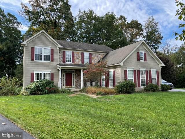 709 Forest Drive, COATESVILLE, PA 19320 (#PACT2009246) :: The John Kriza Team