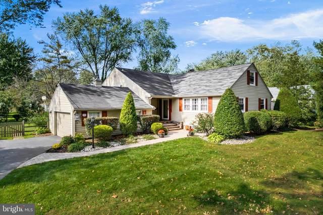 420 Toll House Lane, MOORESTOWN, NJ 08057 (#NJBL2009078) :: Rowack Real Estate Team