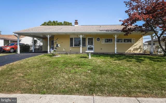 38 Fortune Lane, LEVITTOWN, PA 19055 (#PABU2009822) :: Linda Dale Real Estate Experts