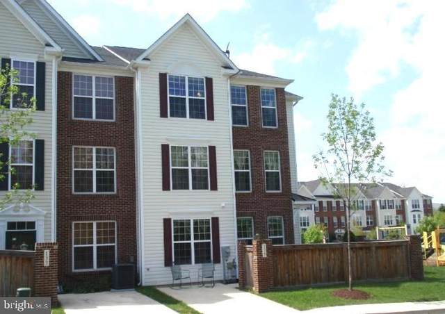 135 Whiskey Creek Circle, FREDERICK, MD 21702 (#MDFR2007186) :: Keller Williams Realty Centre