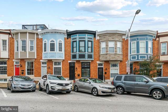 727 S Potomac Street, BALTIMORE, MD 21224 (#MDBA2015432) :: New Home Team of Maryland