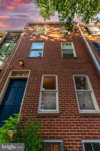 2029 Rittenhouse Square, PHILADELPHIA, PA 19103 (#PAPH2037676) :: ExecuHome Realty