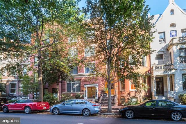 1737 P Street NW #202, WASHINGTON, DC 20036 (#DCDC2017428) :: The Putnam Group