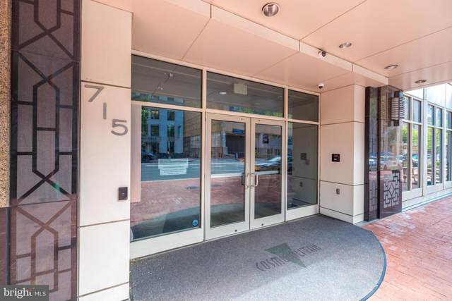 715 6TH Street NW #603, WASHINGTON, DC 20001 (#DCDC2017430) :: Frontier Realty Group