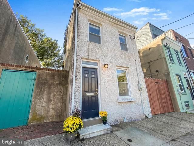 418 N Sloan Street, PHILADELPHIA, PA 19104 (#PAPH2037696) :: Linda Dale Real Estate Experts
