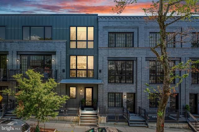770 Girard Street NW 2E, WASHINGTON, DC 20001 (#DCDC2017432) :: The Putnam Group