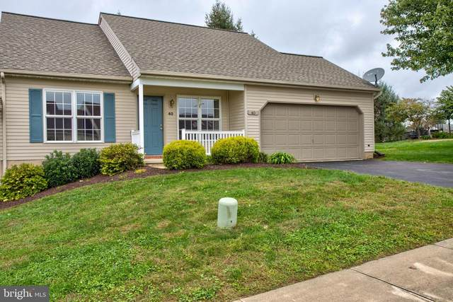 40 Knollwood Road, MILLERSVILLE, PA 17551 (#PALA2006608) :: The Mike Coleman Team