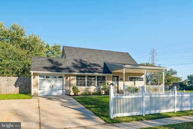 266 Indian Creek Drive, LEVITTOWN, PA 19057 (#PABU2009836) :: Linda Dale Real Estate Experts
