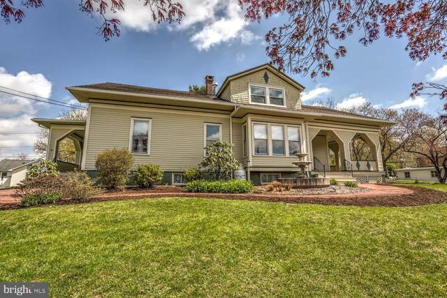 457 S Main Street, MANHEIM, PA 17545 (#PALA2006610) :: The Heather Neidlinger Team With Berkshire Hathaway HomeServices Homesale Realty